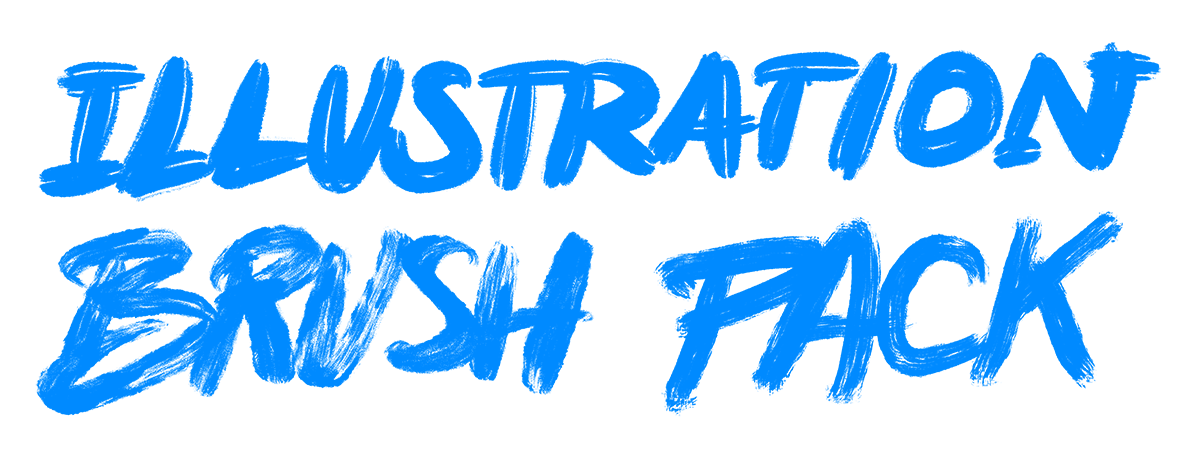 Illustration Brush Pack