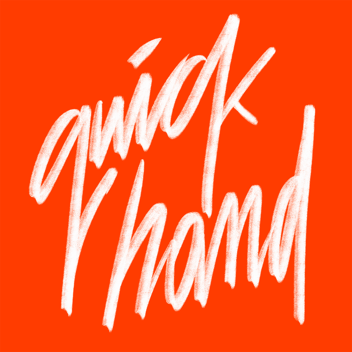 Quick Hand Brush by Typeverything.com
