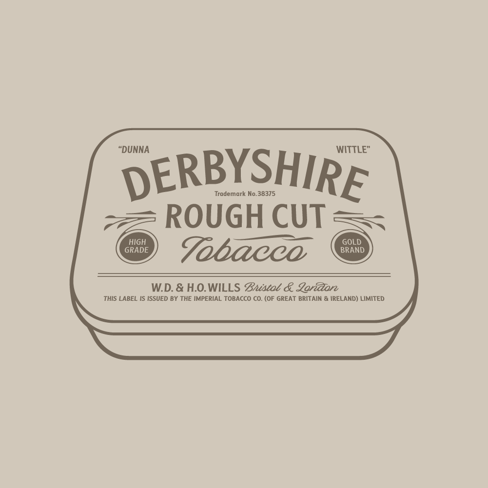 Rough Cut, a new typeface designed by Simon Walker. Available on www.typeverything.com
