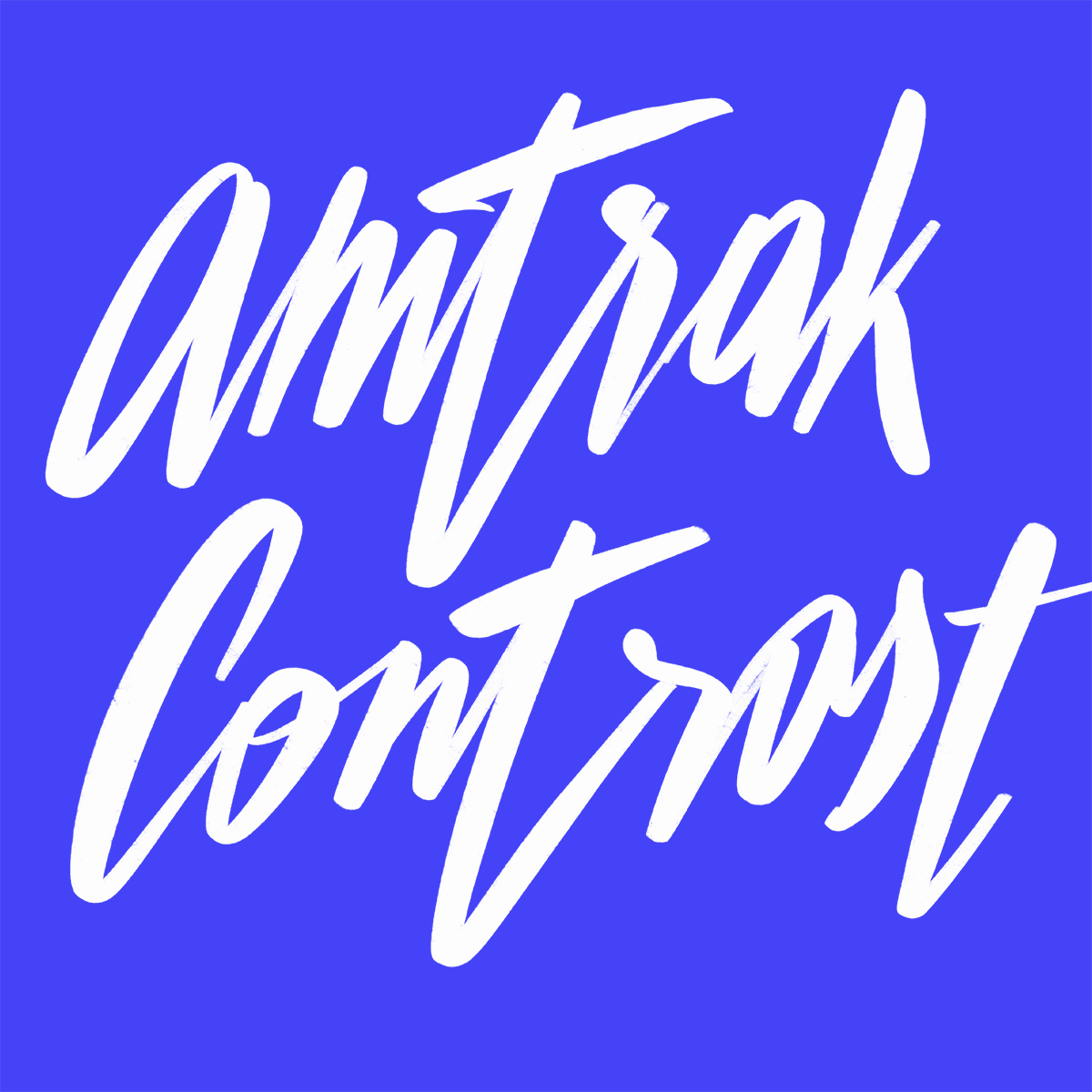 Contrast Lettering Brush by Typeverything.com