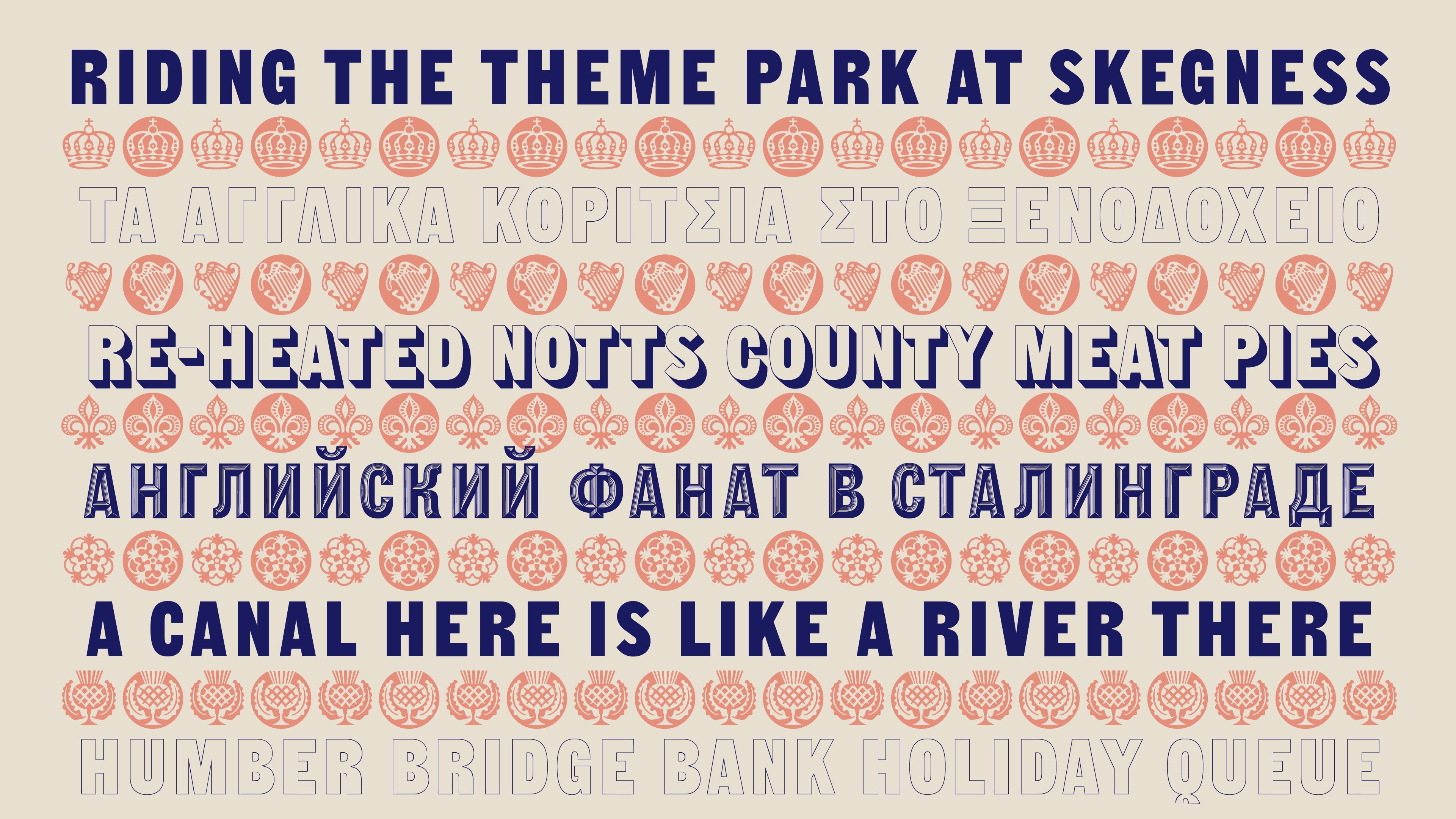Borough Grotesk Pro designed by Lewis McGuffie for typeverything.com