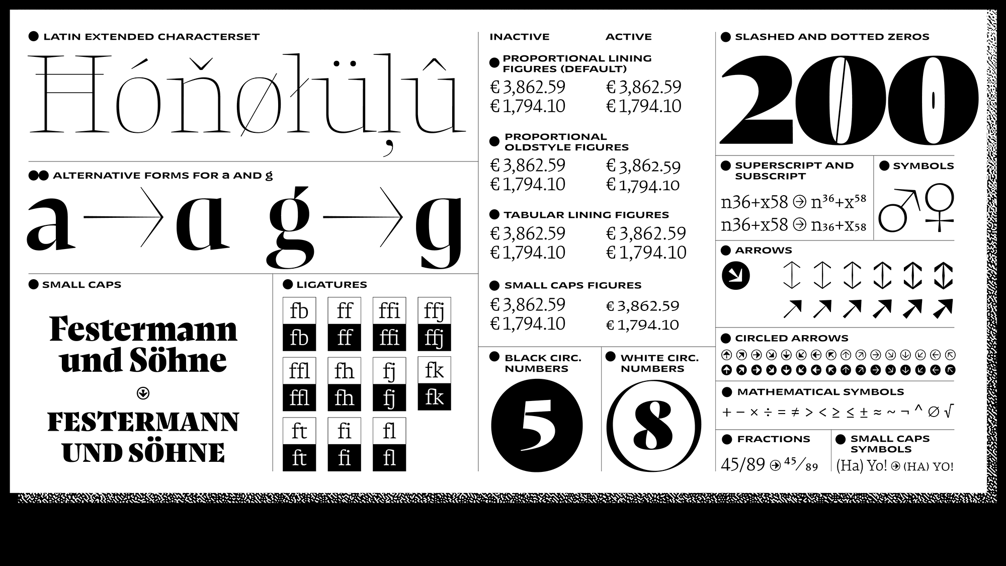 News Serif is a new typeface designed by Henning Skibbe for Typeverything.com